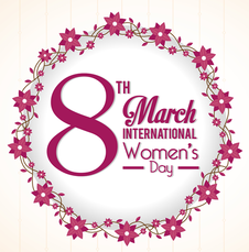 Womans Day March 8th